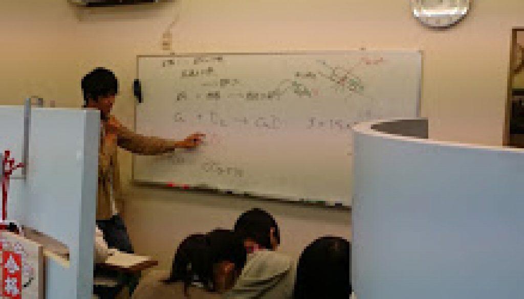 直前講習が始まりました。